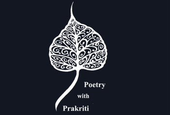 Poetry with Prakriti Festival Logo