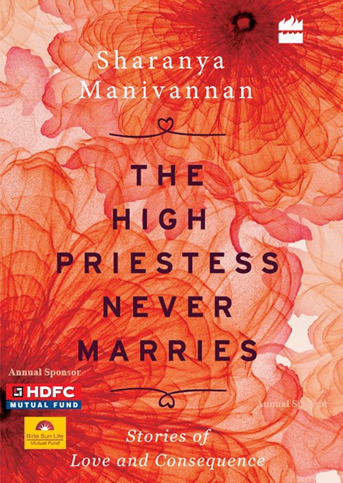 Book Launch - The High Priestess Never Marries by Sharanya